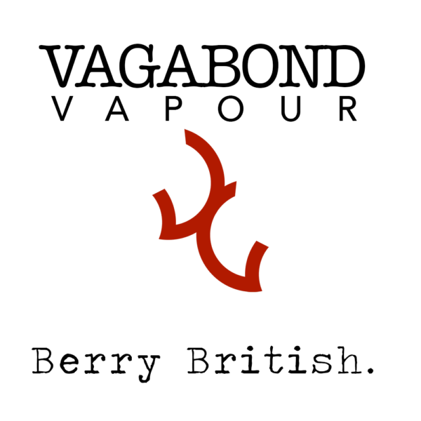 Berry British Vape juice image
