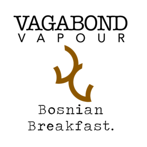 Bosnian Breakfast Vape juice image