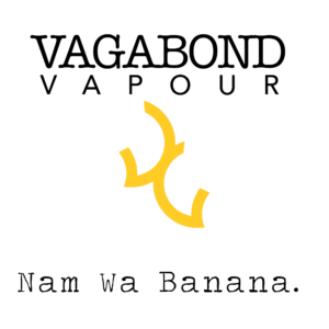 Nam Wa Banana Vape juice image
