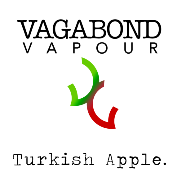 Turkish Apple Vape juice image